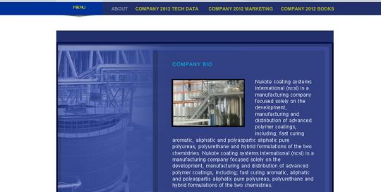 Nukote Company Profile DVD